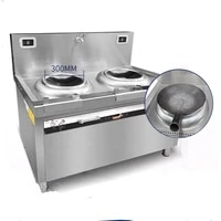 hight power 380v 8kw stainless mobile heavy commercial kitchen equipment for cooking