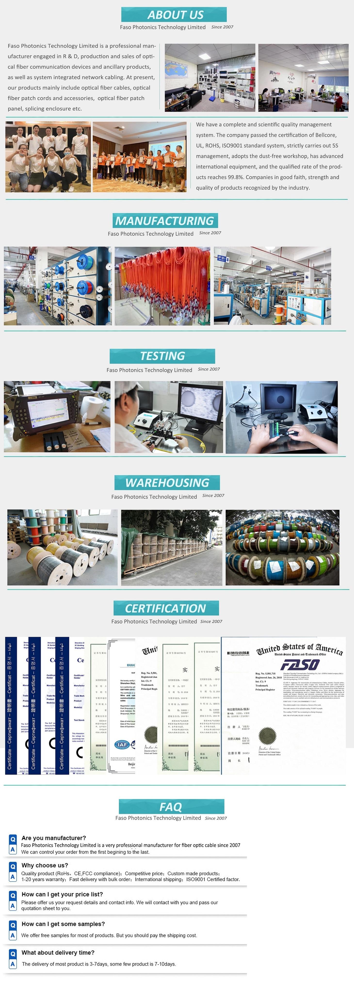 (Ready Stock) ESC250D 300pcs UPC Special Fast Connector, FTTH Fiber Optic High Precision SC/UPC Quick Connector enlarge