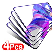4Pcs Full Cover Tempered Glass For Samsung Galaxy A50 A70 A51 A71 A30 A20 Screen Protector For Samsung A50 A52 A72 A20E Glass