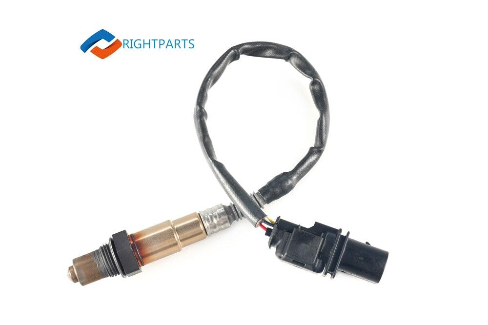 RIGHTPARTS OEM 250-25034 95560612830 Front Left/Right O2 Oxygen Sensor for Porsche Cayenne 2008-2010 недорого