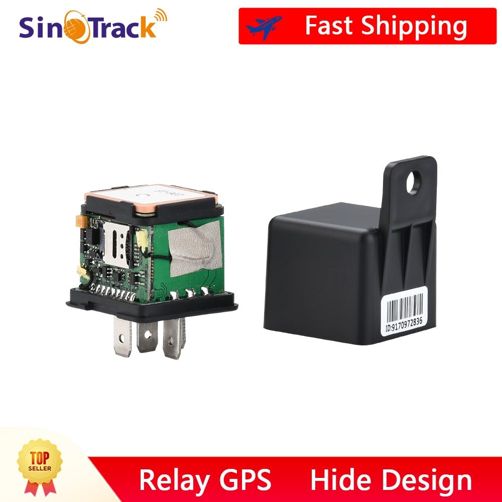 Автомобильный GPS трекер ST-907 устройство слежения GSM локатор дистанционное управление Противоугонный мониторинг отключение масляной систем...