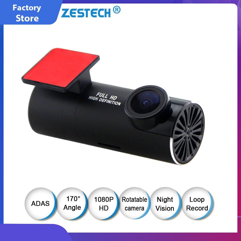 Vision nocturne Android voiture DVR caméra ADAS voiture tableau de bord caméra Auto caméra voiture DVR caméra enregistreur vidéo lecteur Dashcam Full HD 1080 P