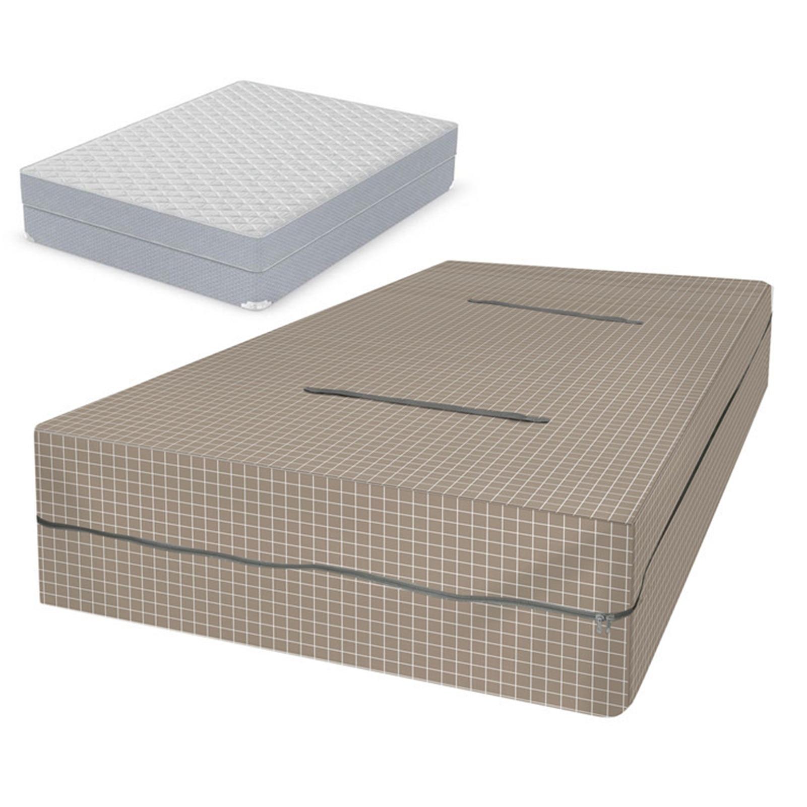 غطاء مرتبة مضادة للتسخ واقي المرتبة قابل للغسل مناسب جدا لنقل تخزين مادة سميكة مقاومة للمياه قابلة لإعادة الاستخدام تصميم