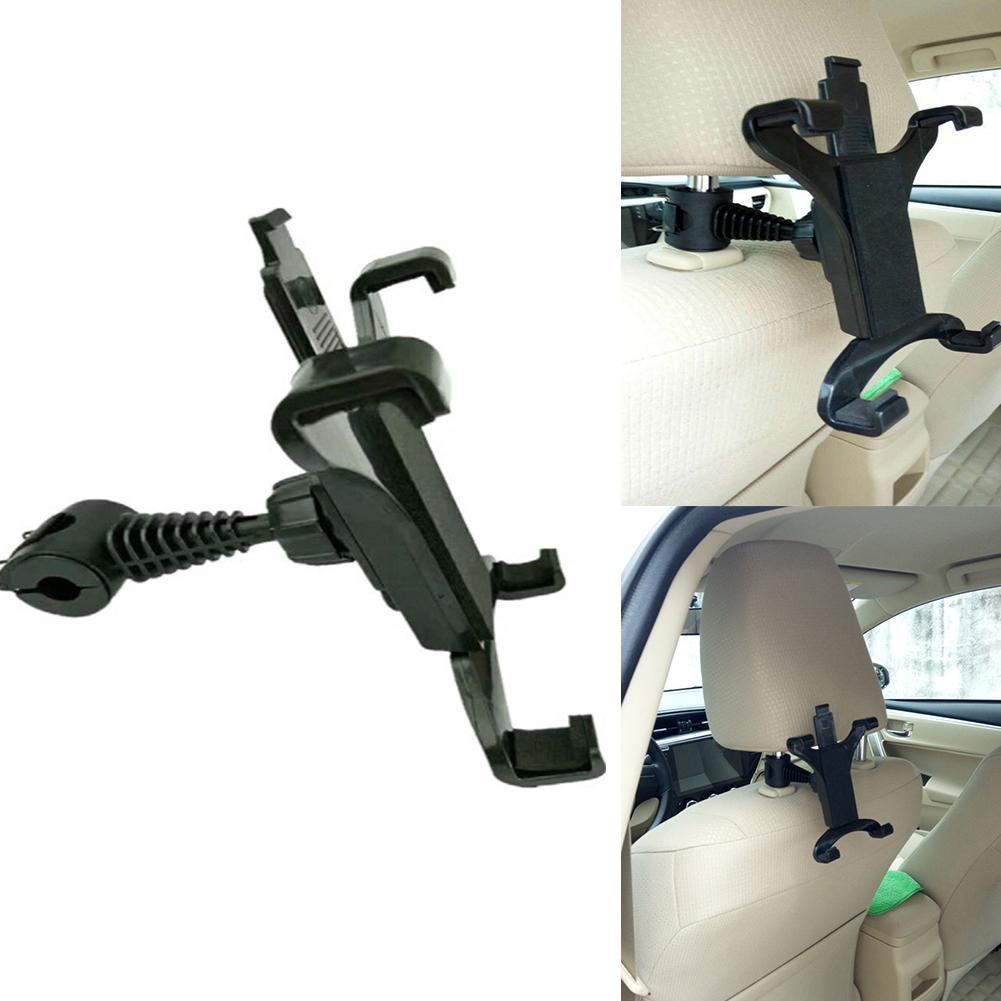 Universal Car Seat Back Headrest Mount Plastic Mobile Phone Tablet Lazy Holder Stand