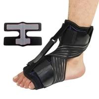 adjustable drop foot brace orthosis plantar fasciitis night splint support ankle stabilizer achilles tendinitis pain relief