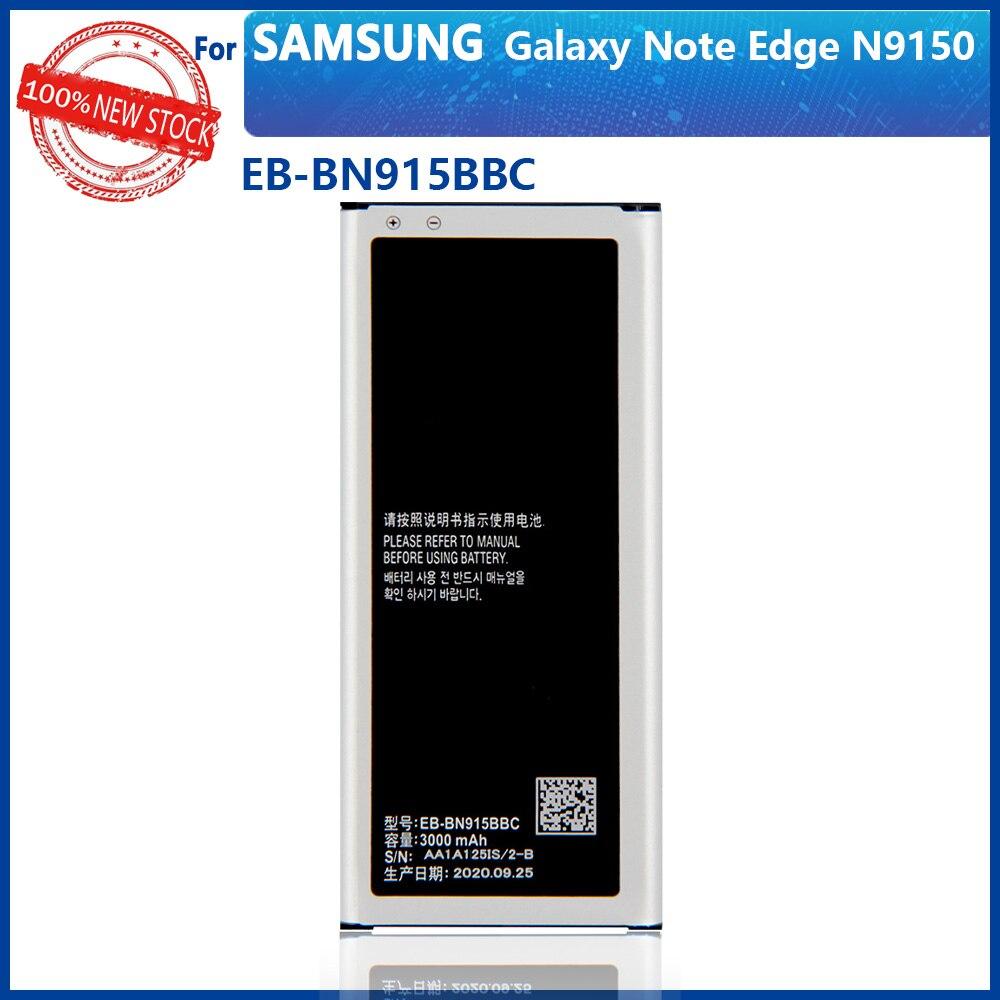 100 original 3000mah eb bn915bbc para galaxy note edge n915 n915f n915a n915t n915k