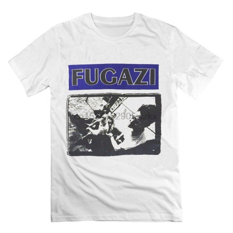 FUGAZI THISISNOT футболка винтажный Репринт