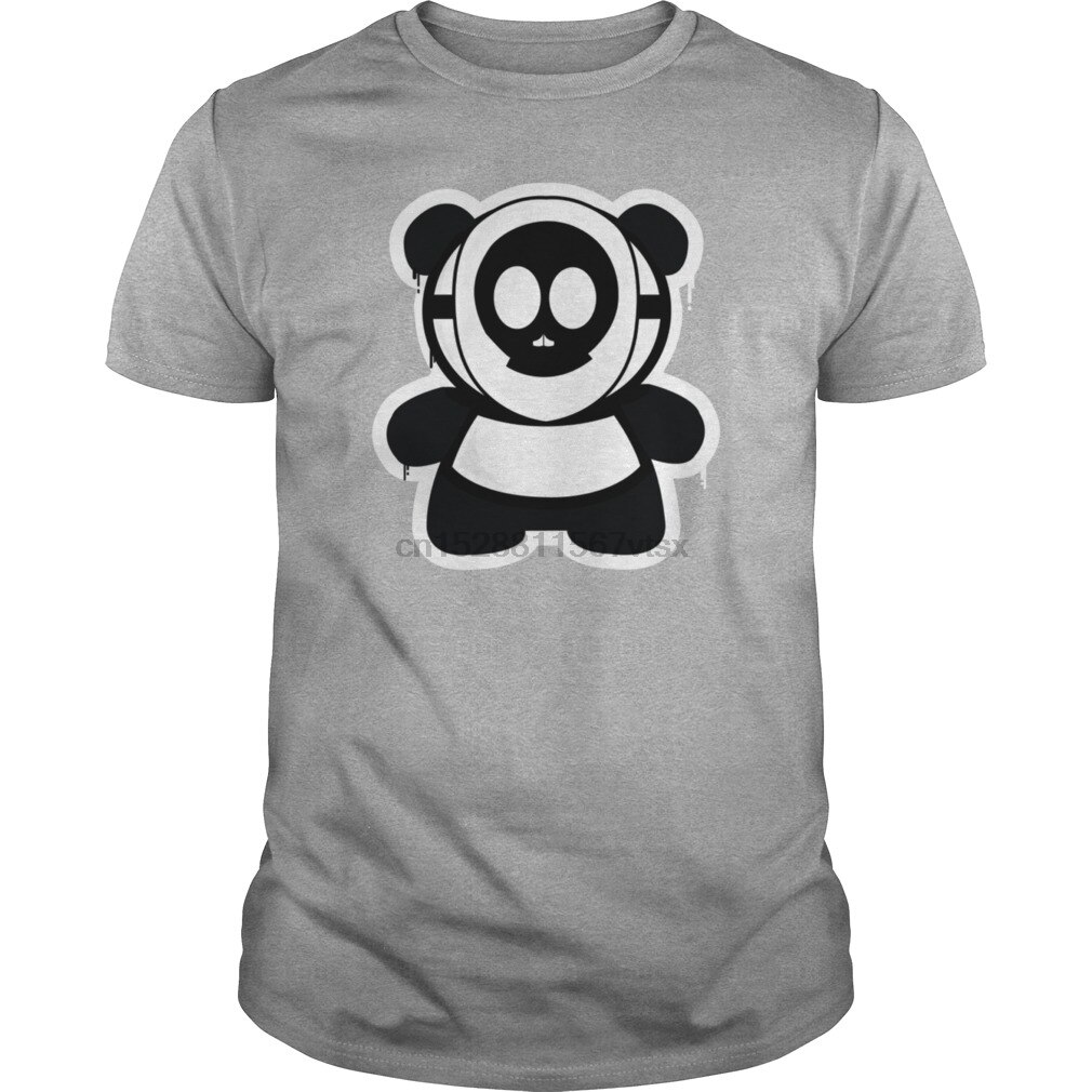 Men t shirt Short sleeve Men Mask Panda Blank(1) cool Women t-shirt tee tops