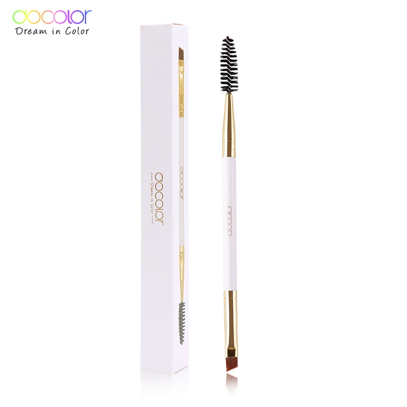 Docolor Eyebrow Brush+Eyebrow Comb beauty eyebrow brush professional makeup brushes for eye Brow Bru