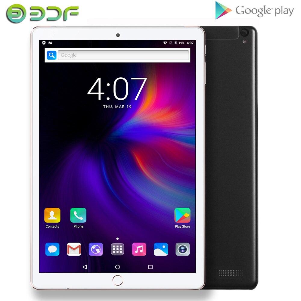 10-дюймовый планшет CE на Android, 3G, телефонные звонки на Android 7,0, две SIM-карты, Google Play, Wi-Fi, Bluetooth, планшеты с улучшенным стеклом, GPS