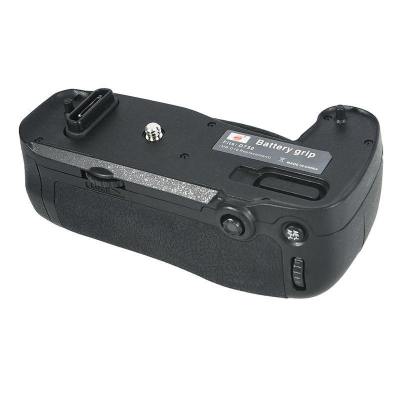 Aperto da Bateria para Nikon Hfes Remoto Vertical D750 Slr Câmera Digital Como En-el15 Pro ir Mb-d16