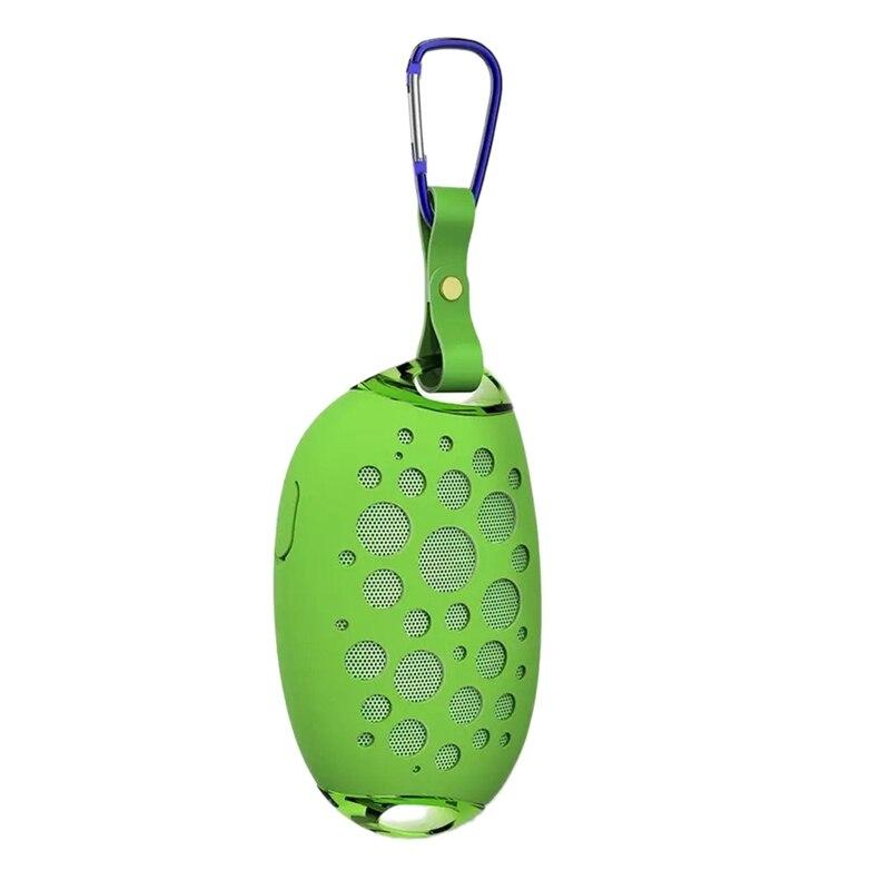 HOT Mango Wireless Bluetooth Speaker Mg X1 Outdoor Stereo Speaker with Mic Hook Portable Ip54 Waterproof Support Handsfree Call