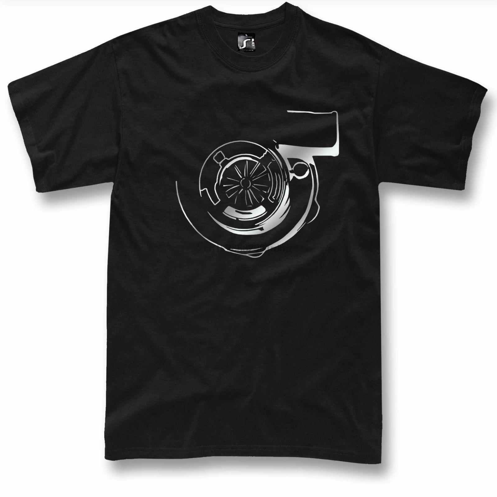Turbo T Shirt Boost JDM Tuning Drift car NEW Silver Graphic design ( S - 5XL ) Fashion Style Men Tee100% Cotton Classic tee
