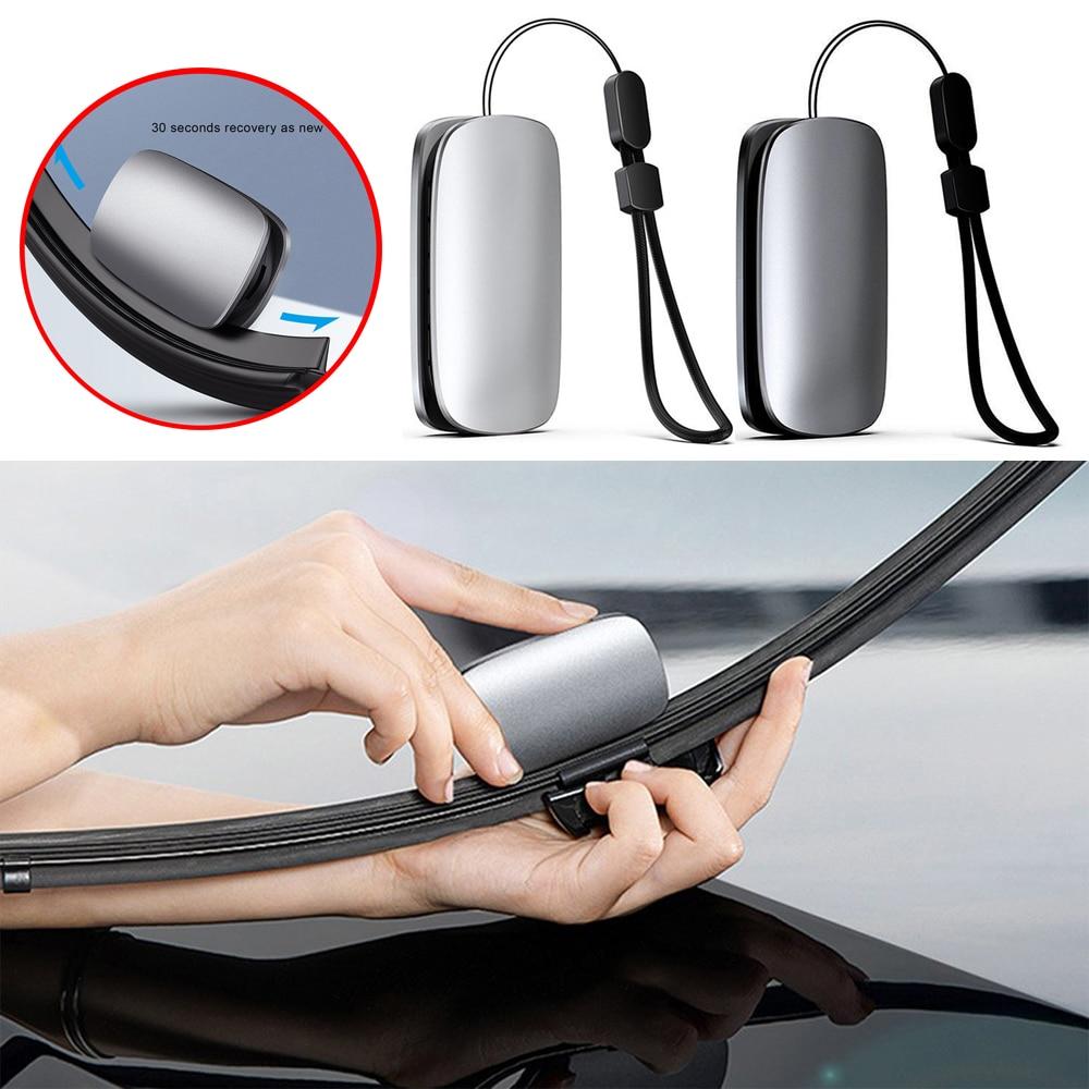 Universal Auto Windshield Wiper Repair Tools 30S Quick Fix Windscreenr Scratch Wiper Blade Refurbish Restorer