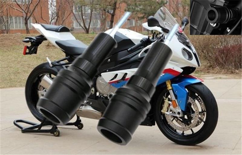 Protectores deslizadores de Marco CNC para motocicleta, protección contra caídas, cubierta protectora para BMW S1000RR 09-11 15-20 10 16 18 19