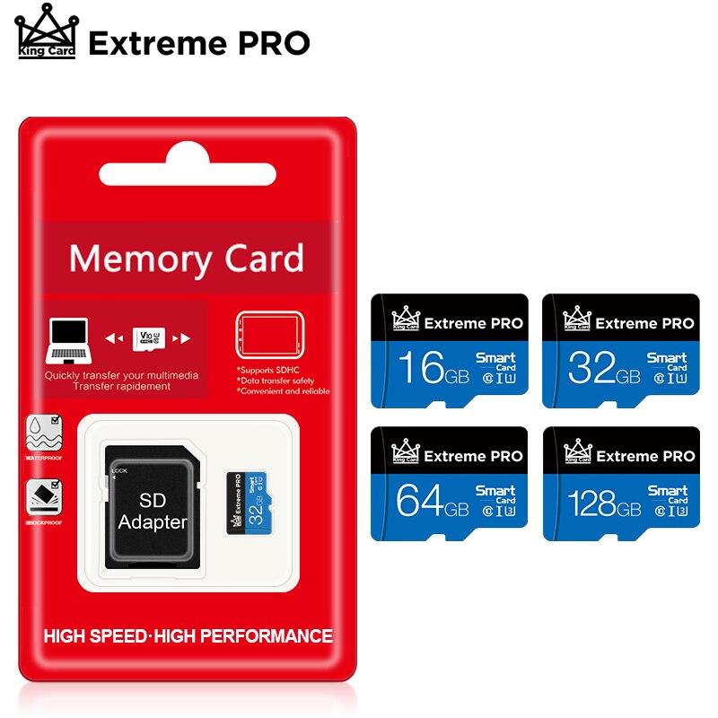 Micro SD TF Card 128GB Class 10Flash Memory Card Mmicrosd 16GB 32GB 64GB 256GB for Video camera Dron