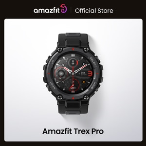 New Amazfit T-rex Trex Pro T Rex GPS Outdoor Smartwatch Waterproof 18-day Battery Life 390mAh Smart Watch For Android iOS Phone