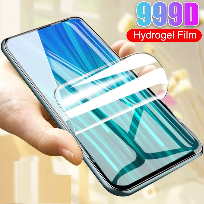 Hydrogel Film Screen Protector for Redmi Note 10 Pro 9 9A 9C 8 8A 7 7A 9T 6 6A Phone for Xiaomi Redmi 4X 4A 4 S2 Go 3S 3