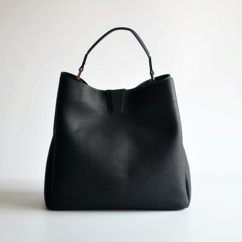 حقيبة جلدية للسيدات سعة كبيرة حقيبة الجراب الجلدية حزام الكتف