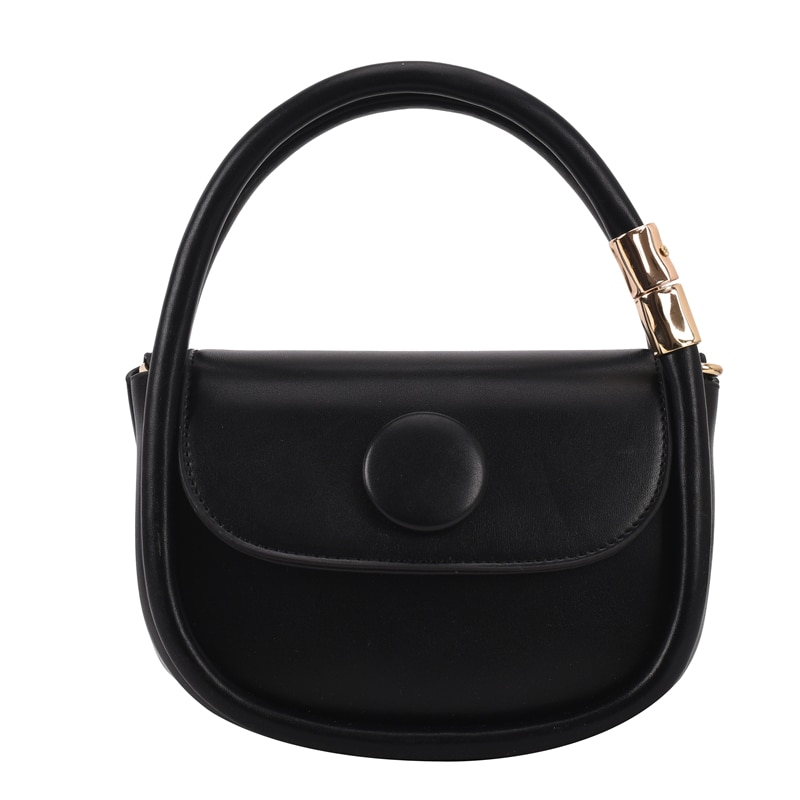 Fashion Mini Solid Color Shoulder Bags for Women 2021 Brand Designer Crossbody Bags Simple Women Handbags and Purses Clutch Tote  - buy with discount