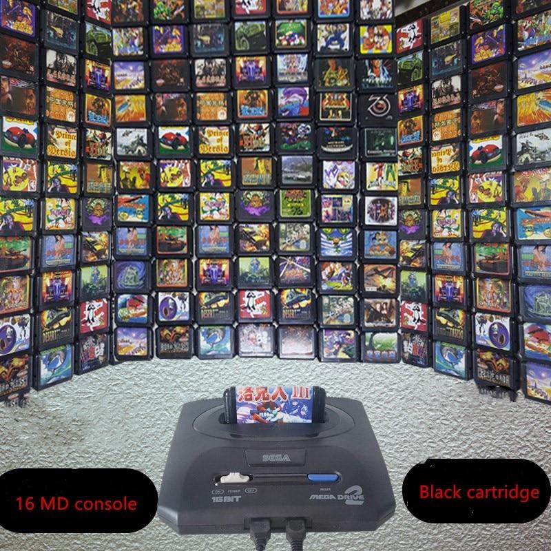 Cartucho clásico de 16 bits MD para consola Sega, Serie de videojuegos...