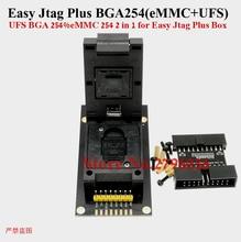 Z3X легкий Jtag плюс BGA 254 памяти на носителе eMMC + UFS 2 в 1 Функция разъем