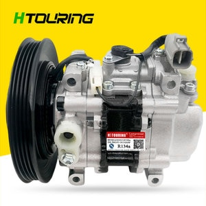 DENSO TV12C AC Air conditioning Compressor for Toyota corolla 1991-2002 88320-1A440 442500-2632 883201A440 4425002632
