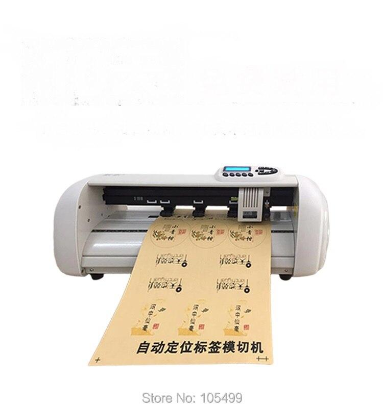 490 مصغر الفينيل القاطع راسمة من آلة قص الورق جعل ورقة بطاقة لاصقة