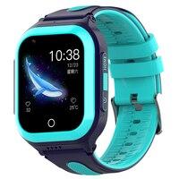 Детские Смарт-часы 4G, водонепроницаемые IP67 Смарт-часы с GPS, камерой, GSM, Wi-Fi, LBS позиционированием, с видеозвонком, для мальчиков и девочек