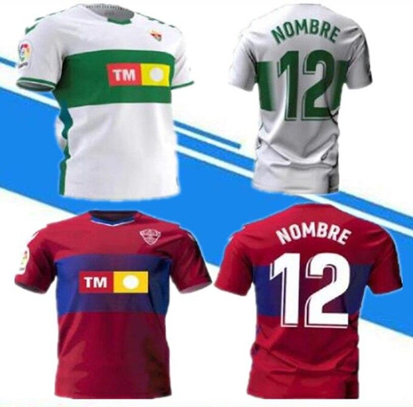 2021 de 2020 ELCHE CF fútbol Camisetas de hombres a casa a...