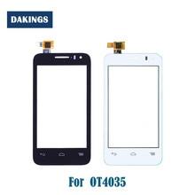 Touch Screen for Alcatel One Touch POP d3 4035D 4035 4035A 4035X OT4035 Touch Digitizer Panel Front Glass Lens Sensor