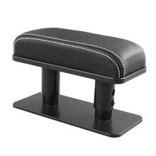 Almofada de braço do carro universal braço almofada de apoio de cotovelo anti-fadiga apoio de braço console central do carro