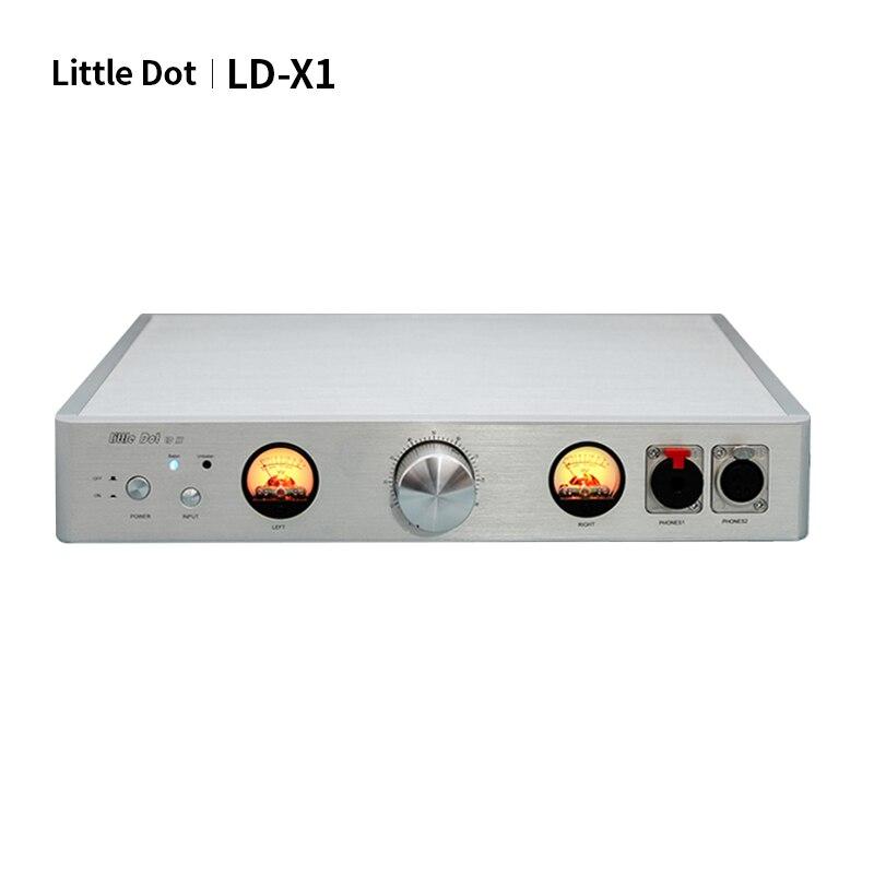 Lunar pequeño LD X1 plenamente transistor equilibrado amplificador de auriculares de clase un amplificador buque insignia amplificador de auriculares