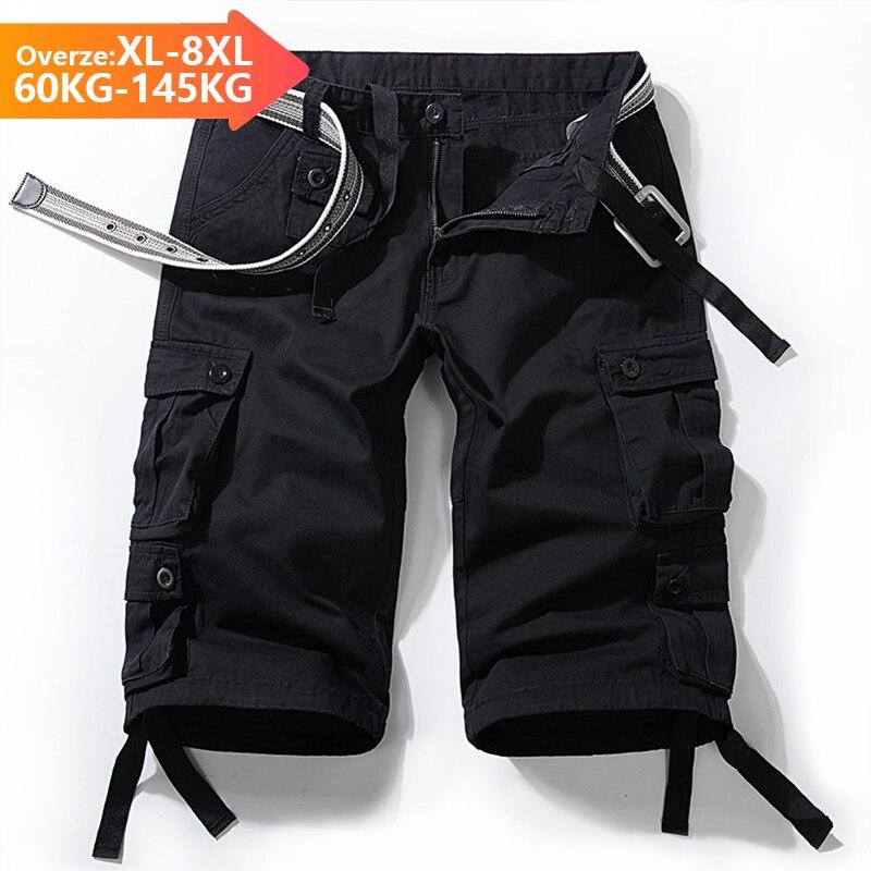 Jantour летние брюки карго шорты мужские кофты и штаны длиной до щиколотки повседневная брюки свободные уличные Спортивные укороченные штаны ...