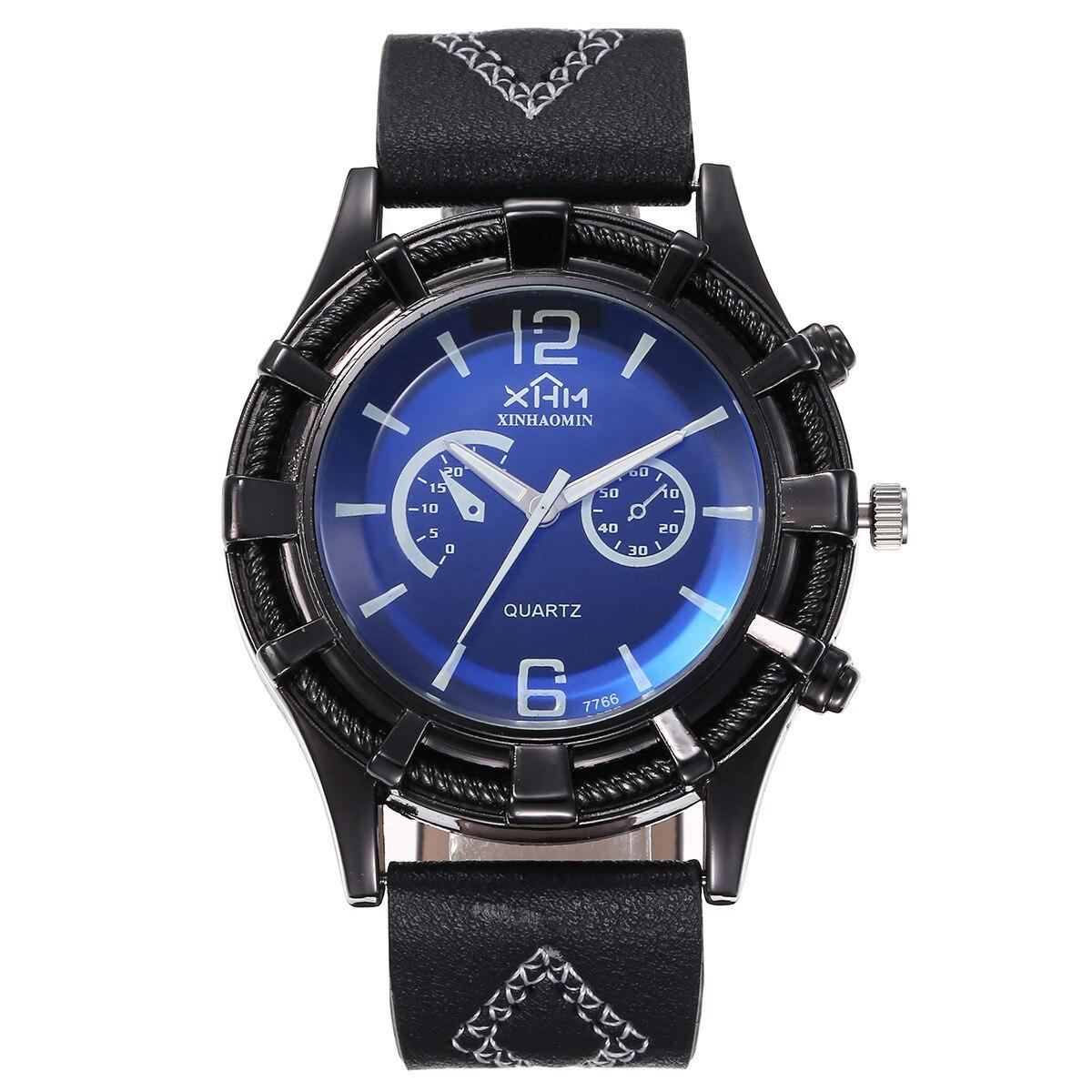 Reloj + correa + brazalete cartera + corbata (5 unids/set) Relojes Para...