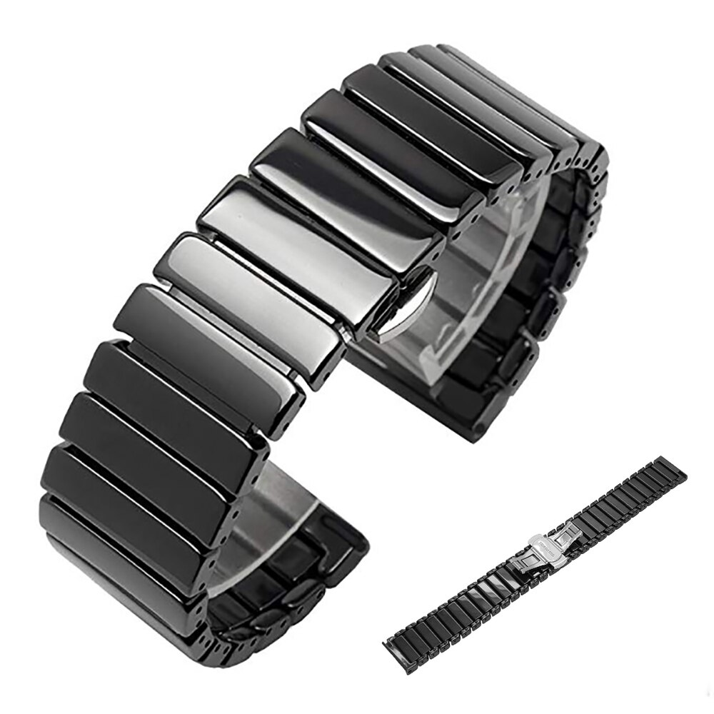20mm 22mm pulseira de relógio para samsung galaxy gear s3 galaxy 46mm 42mm active2 44mm 40mm faixa de relógio galaxy s2 pulseira de relógio