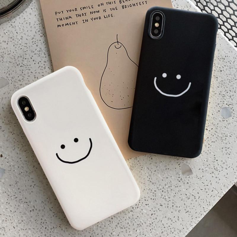 GYKZ модный простой чехол для iphone 11 Pro XS MAX XR X 7 6 6s 8 Plus черный белый Силиконовый чехол для телефона мягкая сумка