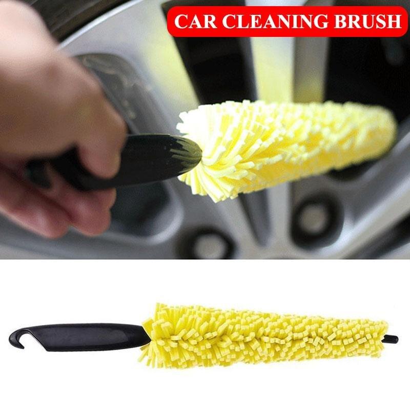Universal Car Wheel Wash Cleaning Tools for vw gol ford passat b6 fiat stilo jeep compass 2018 peugeot 208 ix35