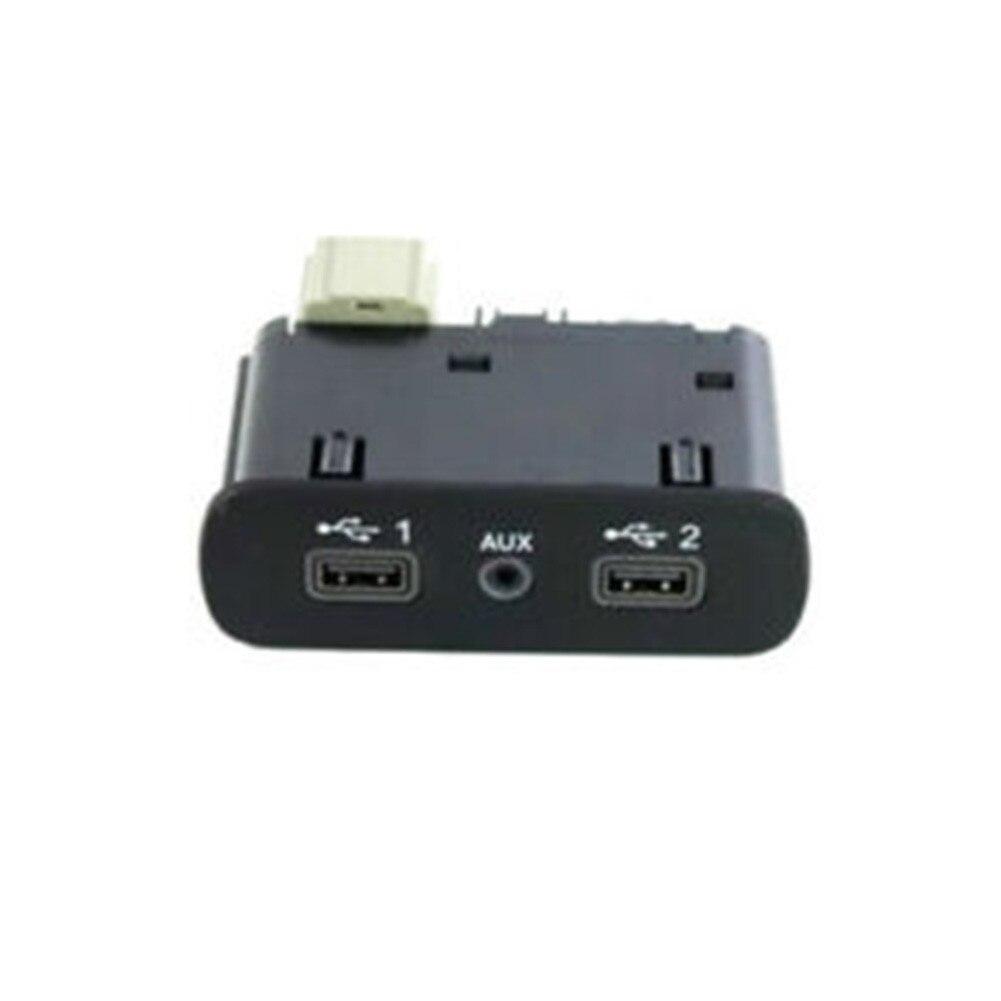 Interfaz USB para Dodge Challenger caballo de guerra Chrysler 300C Puerto USB...