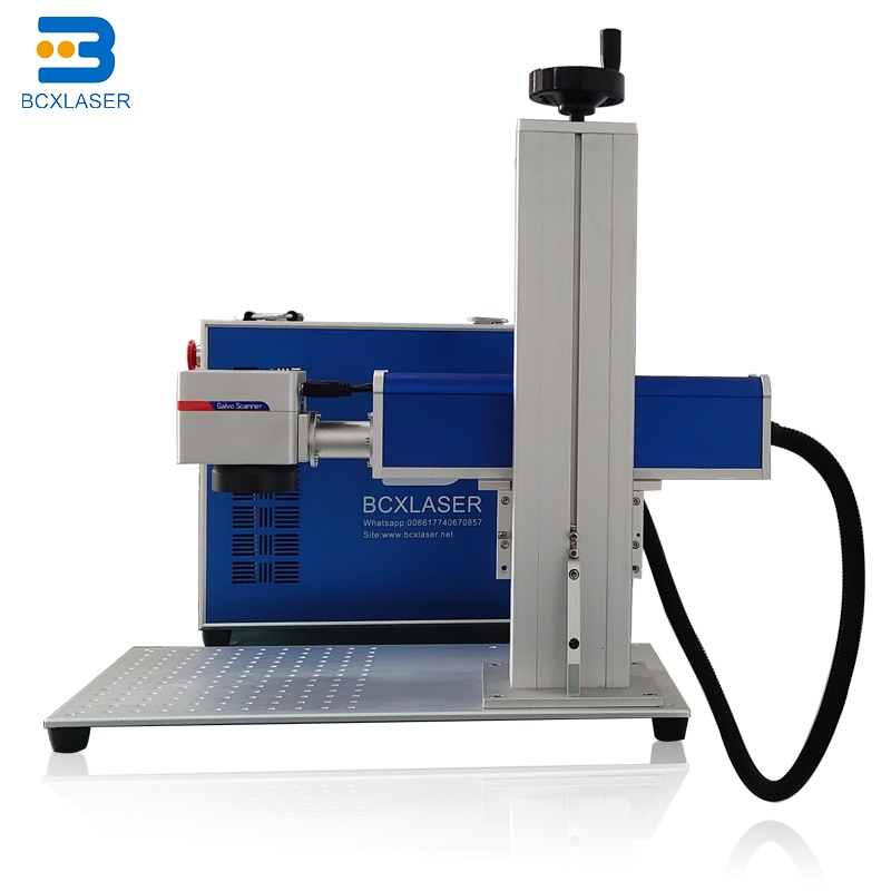 Made in china 20W 1064nm online production fiber laser marking machine запчасти для двигателя made in china y160 y2