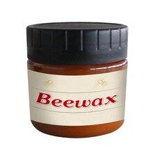 أثاث العناية تلميع شمع العسل مقاومة للاهتراء الشمع ل أثاث خشبي الجداول الكراسي خزائن الأبواب الرعاية 60/100/120 مللي E2S