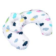Almohada posicionadora para la cabeza del bebé recién nacido, cojín para dormir, lactancia materna para mamás, multifunción, más 28 estilos, YCZ001