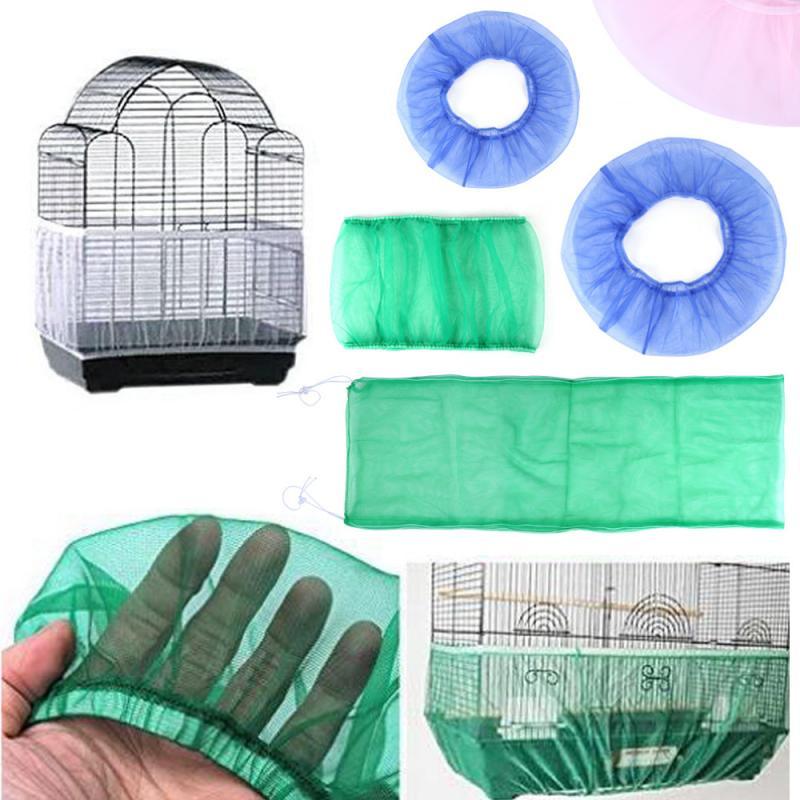 Сетка для птичьей клетки воздухопроницаемая сетка защиты от легкой очистки
