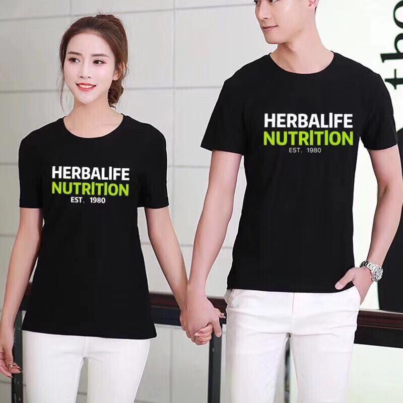 Новинка 2019, летняя Молодежная мужская и женская одежда Herbalife с коротким рукавом, велосипедная футболка, одежда, топы