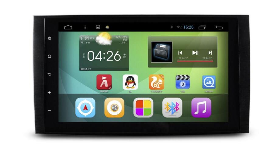IPS 2G Ram 9 pulgadas Android 7,1 de Audio de coche para Toyota SIENNA 2011, 2012 de 2013 estéreo 2014 video GPS multimedia navegación 4G Monitor