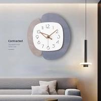 silent old fashion wall clock retro modern design kitchen decor wall clock europe style wall watch relojes home decor bi50wc