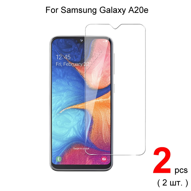 Premium Tempered Glass For Samsung Galaxy A20e Protective Screen Protector