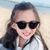 fashion children sunglasses classic round anti reflective boys and girls out door sun glasses new plastic kids sun glasses uv400