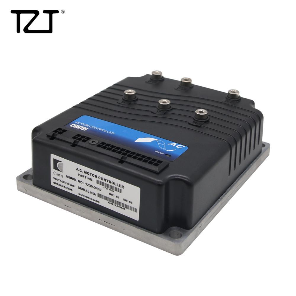 TZT جهاز التحكم في محرك التيار المستمر 1230 استبدال كورتيس 1230 2402 ل ليفتستار الكهربائية رافعة شوكية CBD20-460