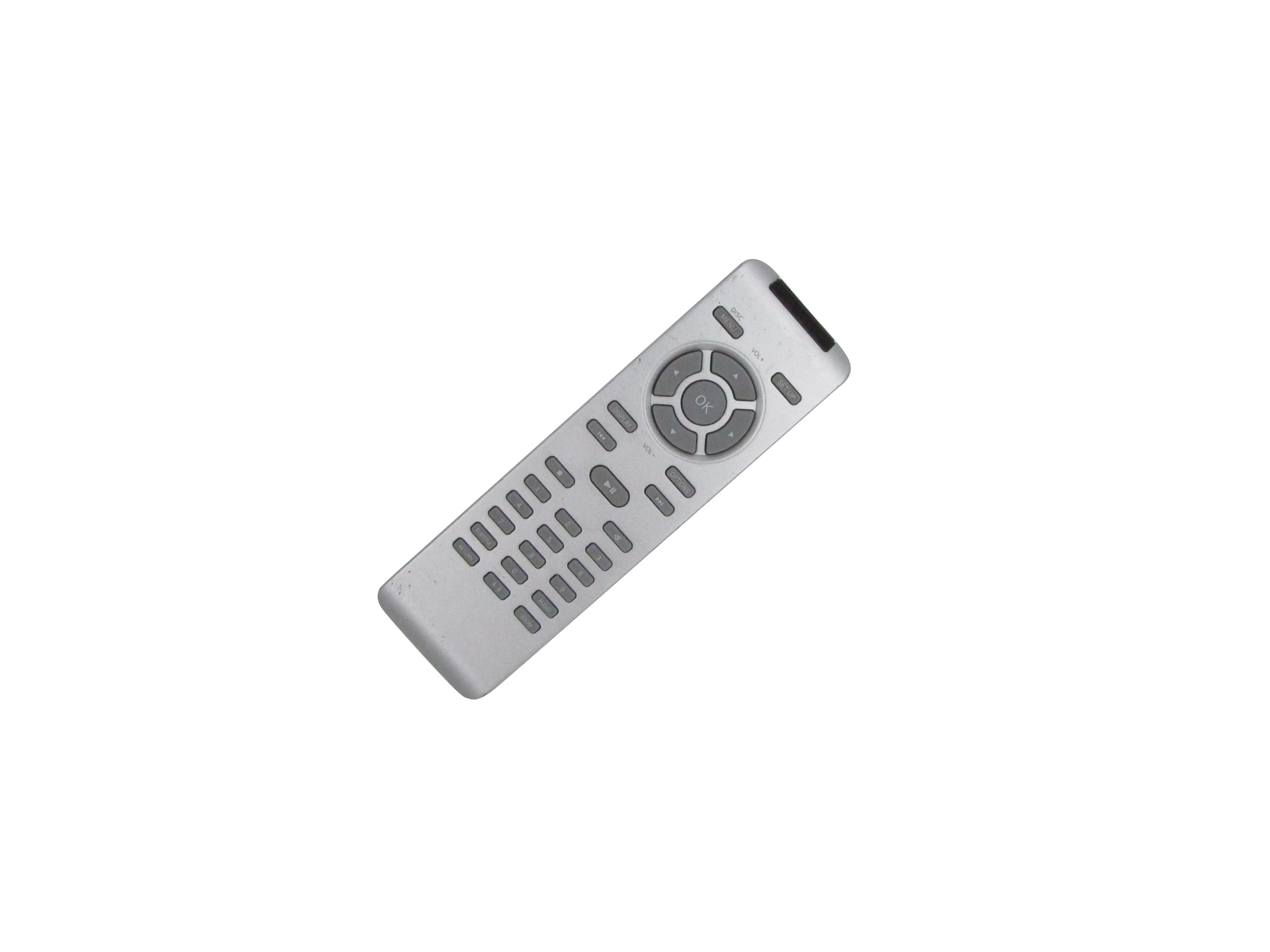 Remote Control For Philips PET1031/05 PET1031/12 PET2008/93 PET738 PET738/58PET704 PET704/05 Portable DVD Player